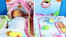 Nenuco Baby Doll Crib Smoothie Babies My Nursery Baby Doll Cuna y Baño de Bebé Toy Videos