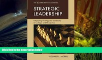 Audiobook  Strategic Leadership: Integrating Strategy and Leadership in Colleges and Universities
