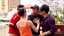 Bumping Into Old Friends Strangers Prank! - JFL Gags Asia Edition