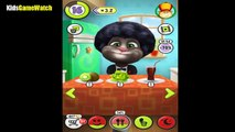 My Talking Tom Gameplay Android My Talking Tom Rocket Fun Game Talking Tom Memory Gameplay
