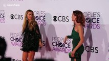 Celebrities arrive for the 43rd annual People's Choice Awards