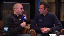 """Vendée Globe : """"Je ne réalise pas que je suis arrivé"""", confie sur BFMTV Armel Le Cléac'h"""