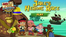 Джейк и neverland Пираты героические гонки Джейка Джейк и neverland Пираты игры