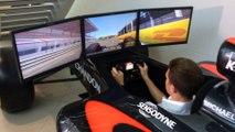 FORMULE 1 - En visite chez McLaren