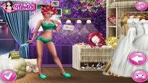 BFFs Couples Wedding - Princess Elsa and Princess Ariel Games For Girls