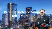 Best Criminal Defence Lawyer Calgary