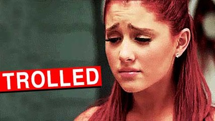 Ariana Grande TROLLED BADLY After Claiming To Be