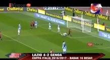 Klasemen Sementara Liga Italia 2016-2017 hingga Pekan 20