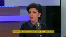 """Pour Rachida Dati, """"Nathalie Kosciusko-Morizet a toujours trahi ses électeurs"""""""