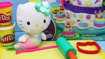 Hello Kitty Mermaid Play Doh Sanrio Hello Kitty Mermaids Swimming