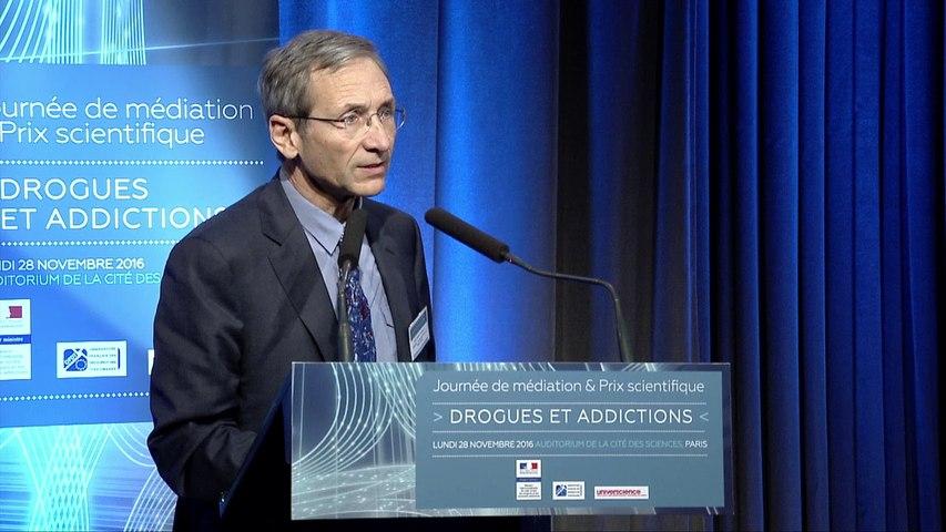 7 - Journée de médiation et Prix scientifique MILDECA « Drogues et addictions », 28 novembre 2016 – Présentation de la session 1 « Quelle place pour la recherche sur les drogues et les addictions dans la stratégie nationale de la recherche ? »