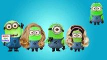 The Finger Family Hulk Minions Cartoon Animation Nursery Rhymes For Children   Finger Family Hulk