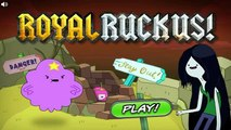 Adventure Time - Royal Ruckus - Adventure Time Games
