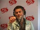 ARMELLE : INTERVIEW POUR RADIO FG