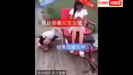 India & Chinese Pranks Funny Videos Clips 2017 - Part 2   FunnyHD