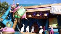 Пингвины Мадагаскара Операция Cheesy Dibbles в Chessington Мир приключений Пингвин встряска