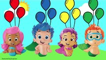 Bubble Guppies Ballet Molly Gets Injured and Visit Disney Jr