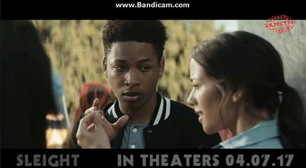 Sleight Trailer 1 (2017)  Movieclips Trailers
