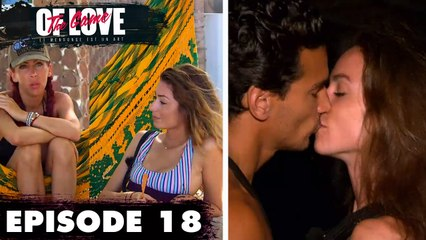 The Game of Love (Replay) - Episode 18 : Marine et Laurence doutent / Alex embrasse Helen