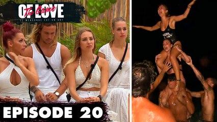 The Game of Love (Replay) - Episode 20 : bain de minuit / Les célibataires en danger