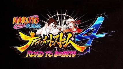 Road to Boruto Sarada Uchiha Gameplay de Naruto Shippuden : Ultimate Ninja Storm 4