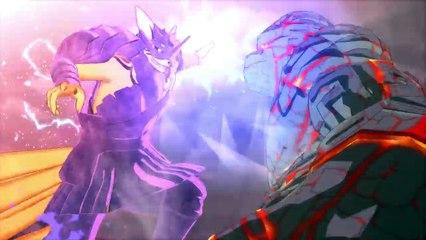Gameplay Trailer de Naruto Shippuden : Ultimate Ninja Storm 4
