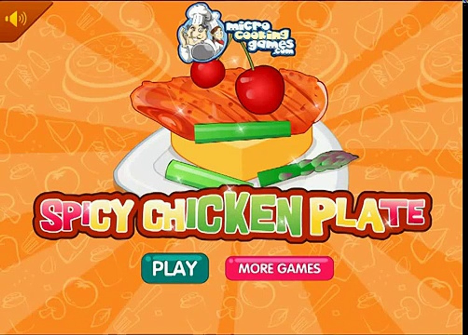 Spicy Chicken Games-Cooking Games-Hair Games