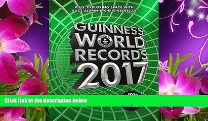 DOWNLOAD EBOOK Guinness World Records 2017 Guinness World Records Trial Ebook