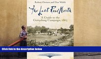 PDF  The Last Road North: A Guide to the Gettysburg Campaign, 1863 (Emerging Civil War Series) Pre