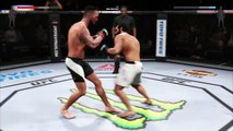 UFC 2 Online 2017 MMA Fighters ● CM Punk vs Hendricks ● СМ Панк vs Хендрикс