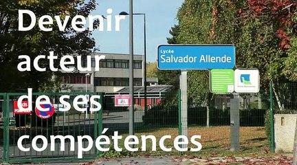 CARDIE_Caen - Devenir acteur de ses compétences en BTS - Lycée Allende (Hérouville-St Clair - 14)