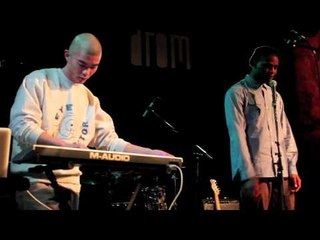 Kendall Elijah and Gold Live at Drom for GrungeCake 4