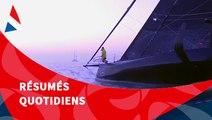 J75 : L'arrivée d'Alex Thomson aux Sables d'Olonne / Vendée Globe
