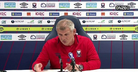POINT PRESSE (SMC) : AVANT CAEN - NANCY