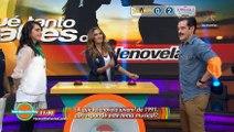 QUE TANTO SABES  DE LAS TELENOVELAS MEXICANAS ELENCOS DE LAS TELENOVELAS( Mi Adorable Maldicion y El Bien Amado¨ ( Hoy ) TELEVISA 20/01/2017