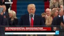 US - Watch Donald Trump's first speech as United States President