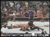 Batista vs Undertaker backlash 2007 (2)