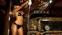 Hannah Ferguson et Paris Hilton sexy