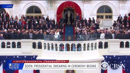 Donald Trump's Inauguration and Ceremony 20.01.2017 [Full Length]