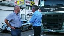 Volvo FH vs Koenigsegg One | Вольво FH и Кенигсегг One