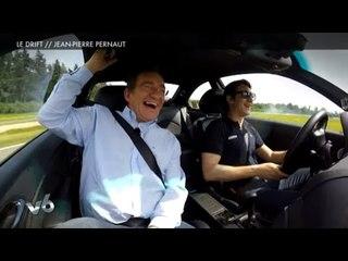 Jean-Pierre Pernaut drift dans V6