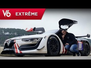 Renault RS01 - Les essais extrêmes de V6