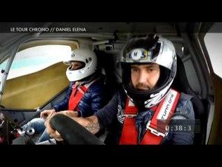 Le tour chrono de Daniel Elena dans V6