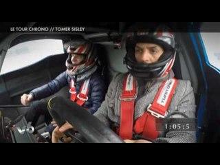 Le tour chrono de Tomer Sisley dans V6