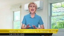Fort Collins HVAC Repair – Apollo Air Conditioning & Heating - Fort Incredible Five Star Review