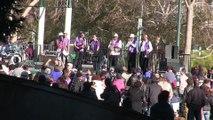Martin Luther King day - Band/Music - Yerba Buena Gardens, San Francisco 1-16-2017