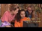 Premiers baiser episode 91 Les exams 1eme partie - Vidéo