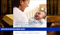Epub  Infant and Toddler Development and Responsive Program Planning: A Relationship-Based