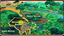 Go Diego Go - Diegos African Off Road Rescue Games - Game Baby Tv Episodes 13