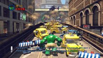 DisneyCars Toys - Lego toys are saving all. Hulk and Iron man. Nursery Rhymes